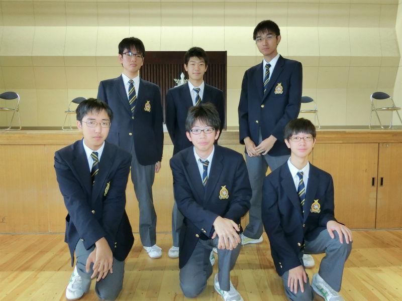 北嶺高等学校制服画像