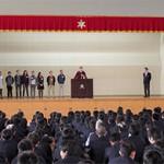 20170113 3学期始業式