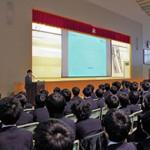 20161210 進路講演会