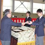 20170318 中学卒業式