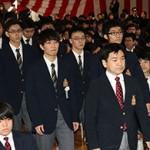 20180301 卒業式