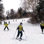 20210129 スキー授業